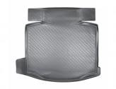 Резиновый коврик в багажник Chevrolet Malibu 2012- Unidec