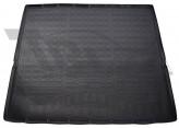 Unidec Резиновый коврик в багажник Chevrolet Tahoe 2014- (сложенный 3 ряд)