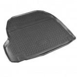 Unidec Резиновый коврик в багажник Cadillac CTS sedan 2007-