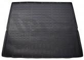 Резиновый коврик в багажник Cadillac Escalade 2014- (сложенный 3 ряд)