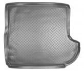 Резиновый коврик в багажник Citroen C-Crosser (V) (SUB) Unidec