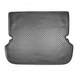 Unidec Резиновый коврик в багажник Chery CrossEastar\ Chery B14 WAG 2006-