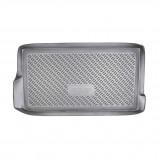 Unidec Резиновый коврик в багажник Daewoo Matiz HB 2005-