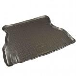 Unidec Резиновый коврик в багажник Daewoo Nexia sedan 1995-2008
