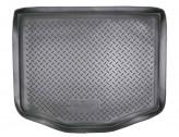 Резиновый коврик в багажник Ford C-Max 2002-2010 Unidec