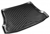 Unidec Резиновый коврик в багажник Ford Focus I sedan 1998-2004