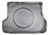 Резиновый коврик в багажник Hyundai Accent (LC) 2000- Unidec