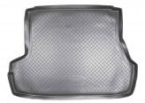 Unidec Резиновый коврик в багажник Hyundai Elantra (XD) sedan 2003-2006