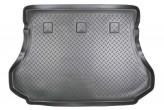 Резиновый коврик в багажник Hyundai Santa Fe (SM) 2000- Unidec