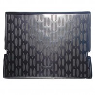 Резиновый коврик в багажник Ford Galaxy 5-ти местный Aileron