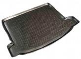Резиновый коврик в багажник Honda Civic VIII (EU)FK1) HB 2006-2012 (5 дверей) Unidec