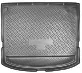 Резиновый коврик в багажник Kia Carens (FG) 2006- Unidec