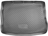 Резиновый коврик в багажник Kia Cee'd (ED) 2006-2012 Unidec
