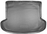 Unidec Резиновый коврик в багажник Kia Cee'd (ED) WAG 2006-2012