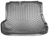 Резиновый коврик в багажник Kia Cerato (FE) sedan 2004-2006 Unidec