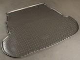 Резиновый коврик в багажник Kia Optima (TF) sedan 2010- Unidec