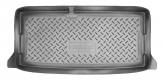 Unidec Резиновый коврик в багажник Kia Picanto (BA(07) HB 2007-2011