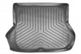 Unidec Резиновый коврик в багажник Kia Rio (DC) sedan 2000-2005