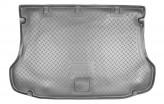 Резиновый коврик в багажник Kia Sorento (JC) 2002-2009 Unidec
