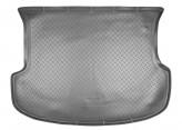 Резиновый коврик в багажник Kia Sorento 2009-2012 5-ти местный Unidec