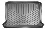 Резиновый коврик в багажник Kia Sportage 1999-2004 Unidec