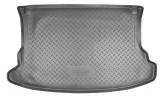 Резиновый коврик в багажник Kia Sportage 2004-2010