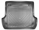 Резиновый коврик в багажник Kia Sportage Grant 1999-2005 Unidec