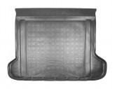 Unidec Резиновый коврик в багажникToyota Prado 150 2009-2017 (5 мест)