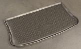 Unidec Резиновый коврик в багажник Mitsubishi Colt HB 2008-