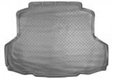 Unidec Резиновый коврик в багажник Mitsubishi Lancer IX sedan 2003-2007