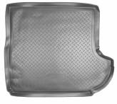 Unidec Резиновый коврик в багажник Mitsubishi Outlander XL SUB