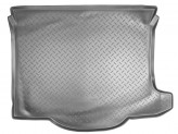 Резиновый коврик в багажник Mazda 3 sedan 2003-2009 Unidec
