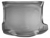 Резиновый коврик в багажник Mazda 3 sedan 2009-2013 Unidec