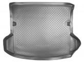 Unidec Резиновый коврик в багажник Mazda CX-7 2006-