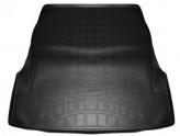 Резиновый коврик в багажник Mercedes S-class (W222) sedan 2013-