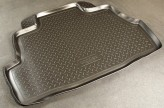 Unidec Резиновый коврик в багажник Nissan Almera Classic sedan 2006-