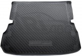 Unidec Резиновый коврик в багажник Nissan Pathfinder (R52) 2014- (сложенный 3 ряд)