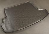 Unidec Резиновый коврик в багажник Nissan X-Trail (T31) 2007-