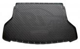 Резиновый коврик в багажник Nissan X-Trail (T32) 2014-  Unidec