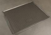 Резиновый коврик в багажник Opel Astra J (GTC) 2013- (3 двери) Unidec