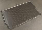 Резиновый коврик в багажник Opel Meriva 2003-2011 Unidec