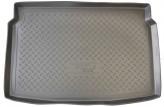 Unidec Резиновый коврик в багажник Peugeot 207 HB
