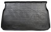 Резиновый коврик в багажник Peugeot 208 HB Unidec