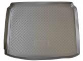 Unidec Резиновый коврик в багажник Peugeot 308 HB