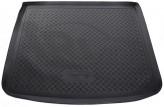 Unidec Резиновый коврик в багажник Porsche Cayenne 2002-2010