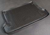 Резиновый коврик в багажник Suzuki Grand Vitara 2005- (5 дв) Unidec