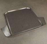 Unidec Резиновый коврик в багажник Seat Cardoba sedan 2002-2009