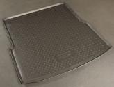 Резиновый коврик в багажник Toyota Avensis WAG 2009- Unidec
