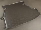 Unidec Резиновый коврик в багажник Toyota Camry sedan 2002-2006