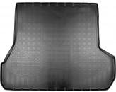 Unidec Резиновый коврик в багажник Toyota Land Cruiser 80 (5 мест)